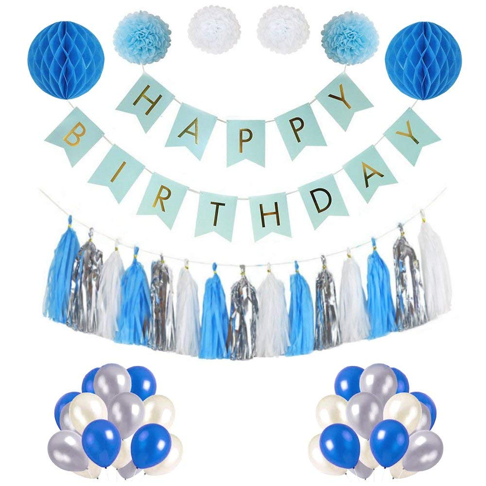Get Quotations Birthday Decorations For Boys