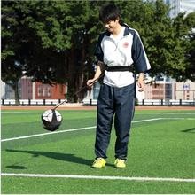 middle and primary school children's football training auxiliary equipment, auxiliary play sports soccer bag, soccer trainers