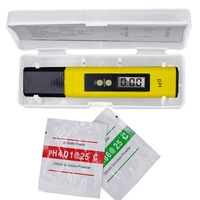 0.01 PH High Accuracy Water Quality Tester with Range 0-14 for Household Drinking Pool & Aquarium Water Digital PH Meter Pen