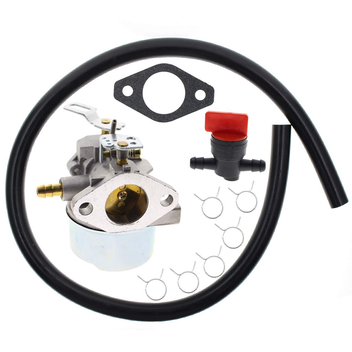 Cheap Tecumseh Engine Find Deals On Line At Alibabacom Wiring Harness Get Quotations Carbhub 640052 Carburetor For 640054 640349 Hmsk90 Lh318sa Lh358sa 8hp 9hp 10hp Hmsk80 Hmsk85