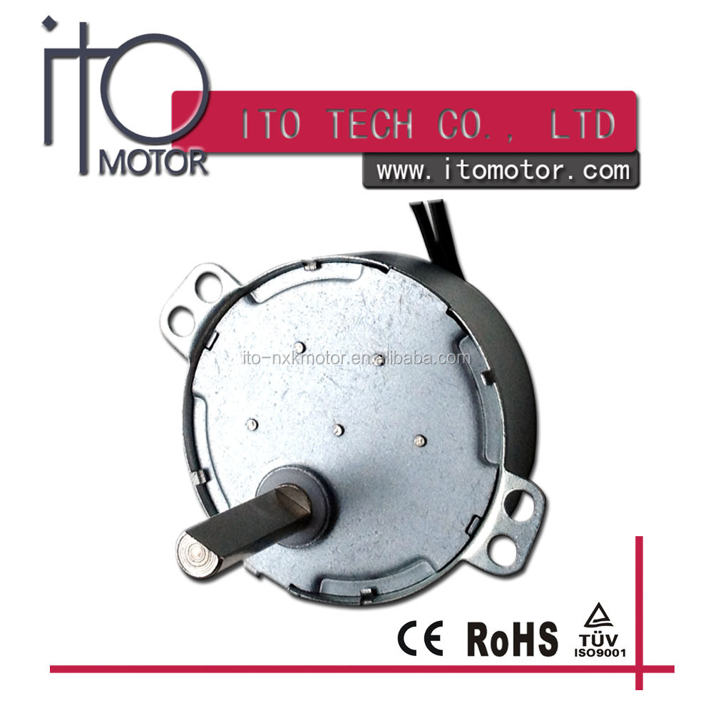 China Manufacturer Ac Synchronous Motor For Fan Heater/small Ac ...