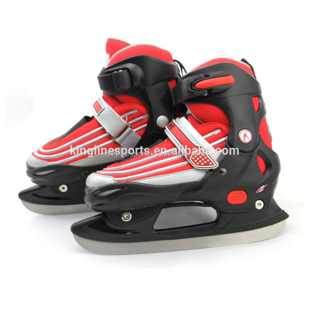 Professional Ice Skate Shoes Roller for kids,, Hot Sales Ice Hockey Skating ShoesJD702H