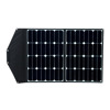 High Efficiecny 60w foldable solar charger with USB 5V