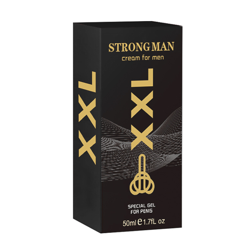 2018 Hottest sale  high quality strong man  XXL Cream For men 50ml Penis enlargement cream