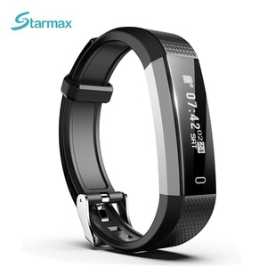 2018 Health Sports Bracelet Wristband Fitness Tracker BT 4.0 Watch for IOS Android Phone