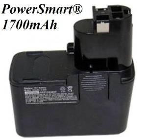 PowerSmart® 12V 1700mAh Ni-Cd Battery for Bosch BAT011, BH1214H, BH1214L, BH1214MH, H1214N Power Tools