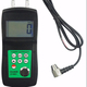 Ultrasonic High density polyethylene pipes wall thickness gauge tester meter CT-4041 with 2M sensor