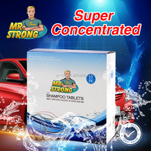 Top Quality Car Care Products Car Cleaner Washer Detergent Tablet