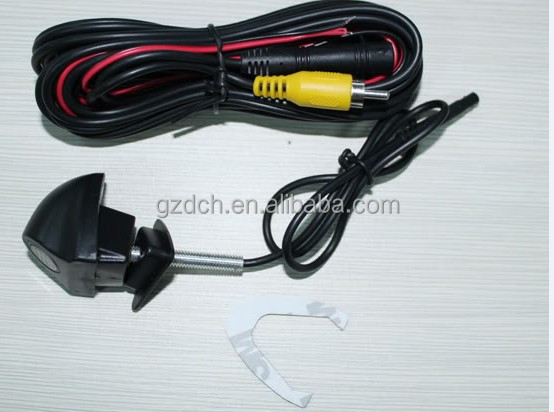 Front Car Camera For Volkswagen Logo Installation In The W Ws Vw02