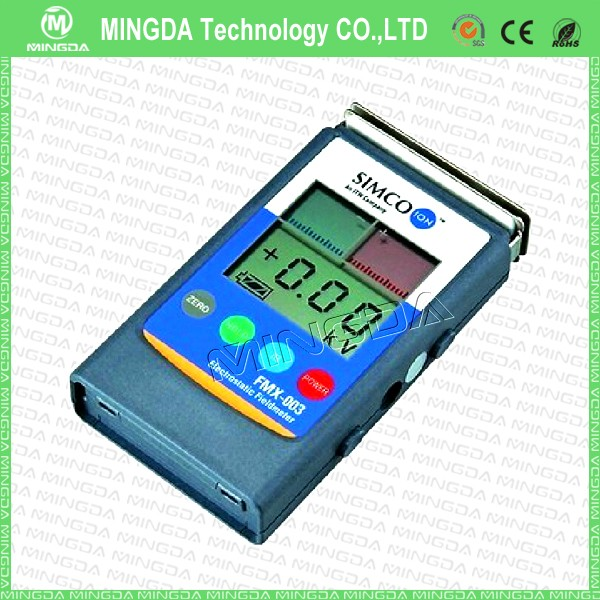 Best Hand-held Electrostatic Field Meter FMX-003 Electrostatic Tester