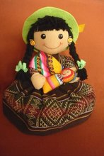 ANDEAN DOLL - FREE DESING