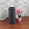 hot sales black color round cylinder box tube paper gift box for wine liquor