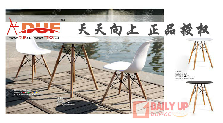 80 80cm Modern Style Table With Mdf Desktop Wood Legs Round Dining For Home Using Clubs Coffee Office Meeting