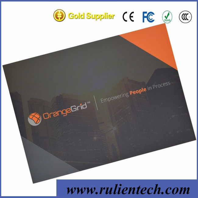 Sexy video card Promotional Lowest price/ video greeting card Factory price from china