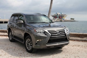 Lexus used SUVs from the USA
