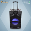 2017 beast selling subwoofer karaoke/party speaker/Bluetooth Speaker/ with exclusive
