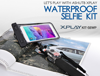 134f2c7b810728 Waterproof Bluetooth Selfie Stick With Remote Button Tripods - Buy ...