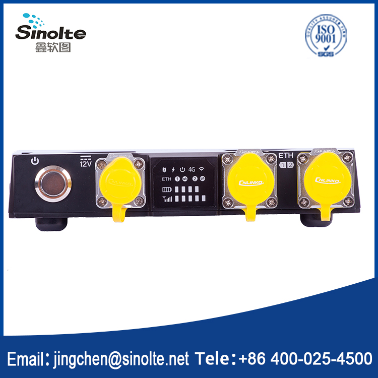 Sinolte-used for audio Dustproof/Shockproof/Waterproof LTE TDD Wireless CPE VOIP router