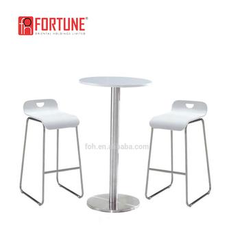 Modern White High Bar Stools And Table Pub Chair   Buy Bar Stools And  Table,High Bar Stools,Modern White High Bar Stools Product On Alibaba.com