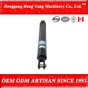 Professional hydraulic cylinder plunger for inground lift