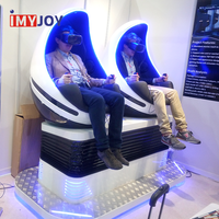 China vr factory Indoor amusement 9d vr egg movies cinema simulator