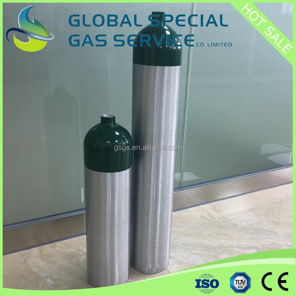 High Pressure 50l Co2 Aluminum Gas Cylinder For Soda Maker - Buy Co2 ...