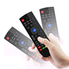B2GO Factory Price 2.4Ghz Wireless Bluetooth MX3 Air Fly Mouse Universal With USB Remote Control For Smart TV Box Laptop