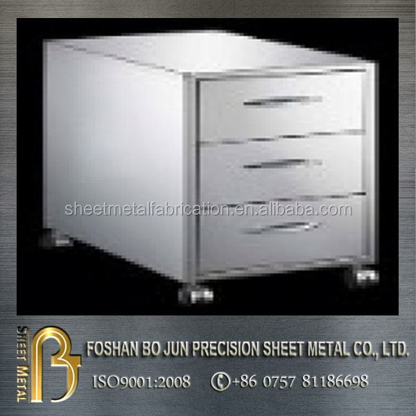 China supplier custom stainless steel truck tool box