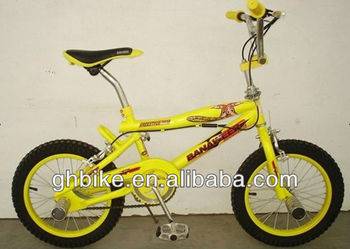 "16"" freestyle bike bicycle BMX bike"