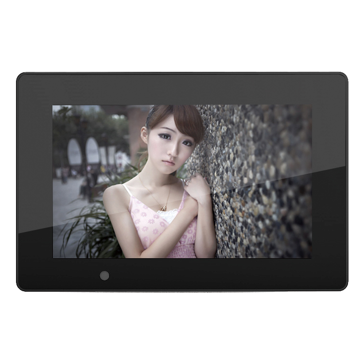 7 Inch Mini Cheapest Electronic Digital Picture Frame With Video Input
