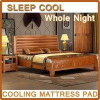 high quality summer cooling bamboo futon mattress cover