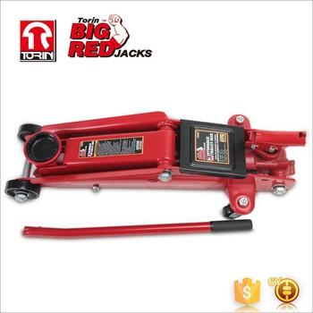 Torin Hydraulic Trolley Jack Flooring Jack