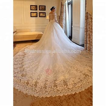 uk availability 59f0c 3de10 China Suzhou Verkauf Casamento Brautkleid 2019 Long Sleeves Braut Hochzeit  Muster Ballkleid Mm-0588 Spitze Brautkleider - Buy Spitze Brautkleider,Sexy  ...