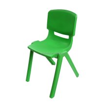 High quality custom cheap kids school stackable red plastic chairs