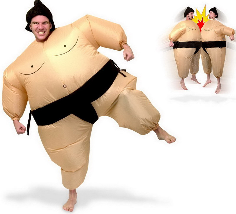 Get Quotations · Inflatable Sumo Wrestler Party Fat Suit Fancy Dress Hen Stag Costume Halloween Costumes  sc 1 st  Alibaba & Cheap Halloween Sumo find Halloween Sumo deals on line at Alibaba.com