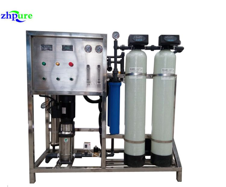 RO water treatment system filter PP cartridge filter UV sterilizer