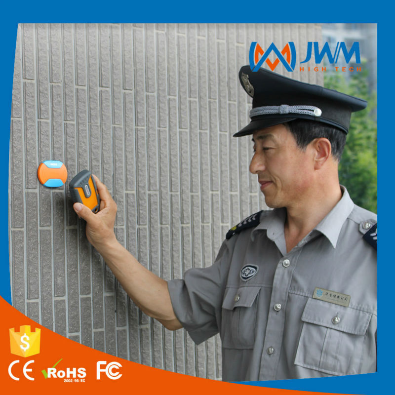 gprs gsm real time active security guard tour checking system