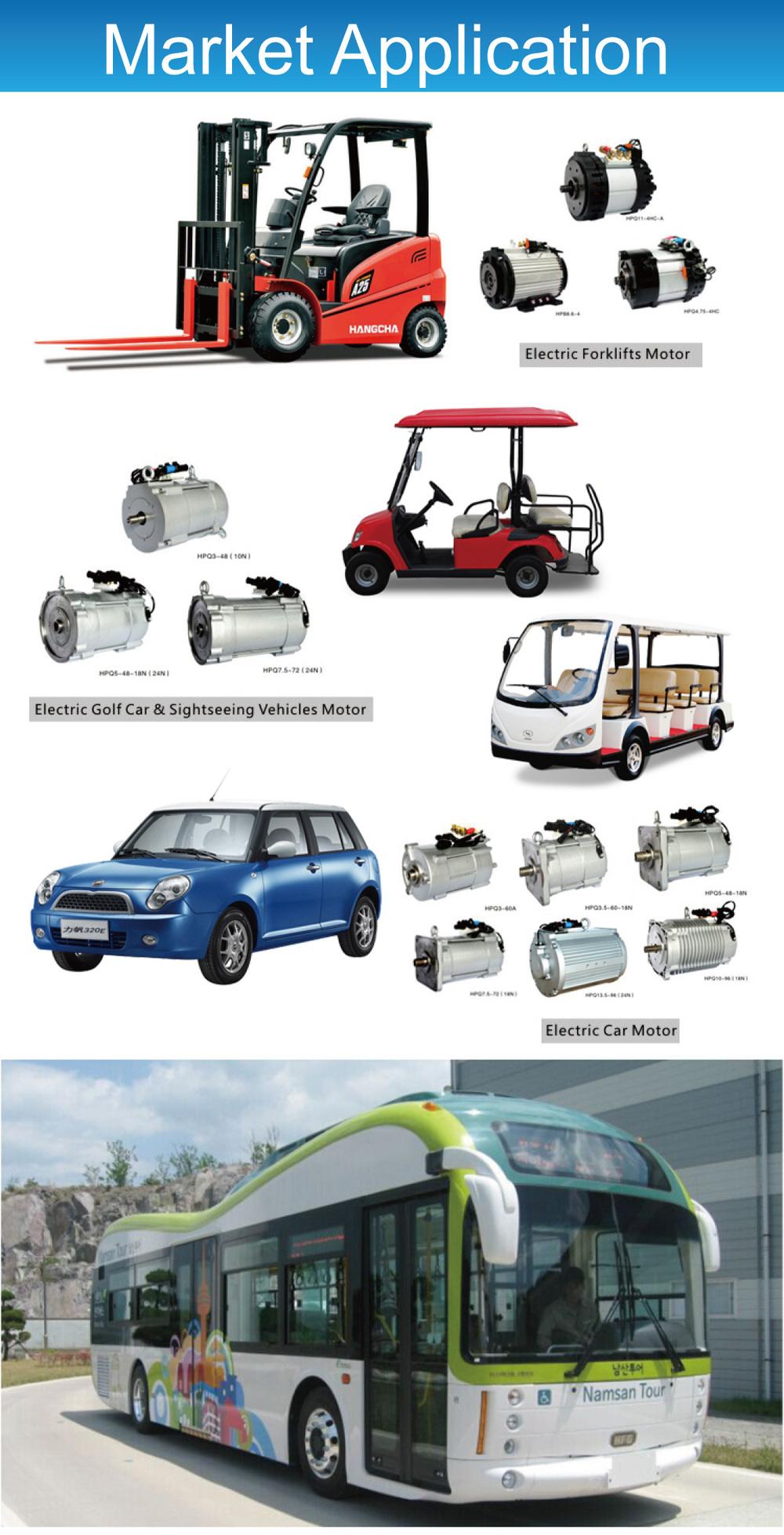 Hpq5 48 18n 5kw Small Electric Generator Motor Low Rpm Buy Motor