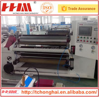 Made in china best sell fax paper slitting machine price