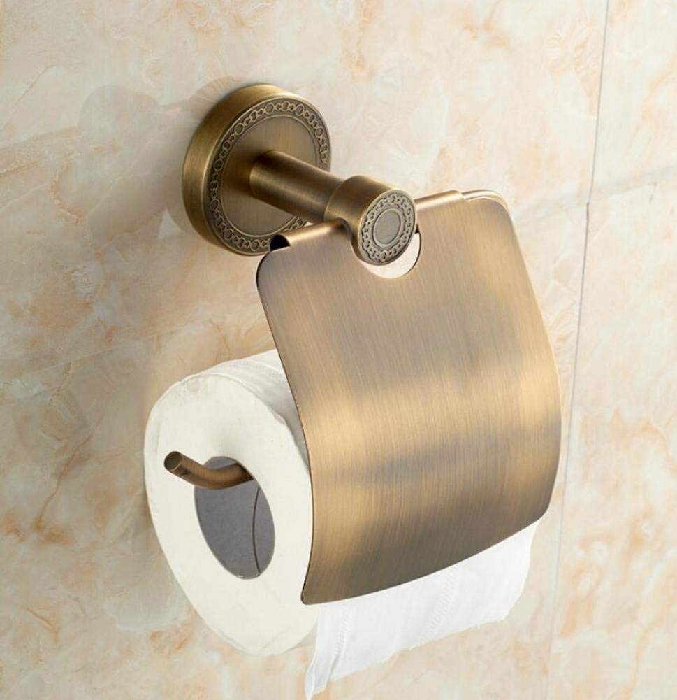 L.I. Door Toilet Paper European Retro Holders Holders of Roller-Tissue Wall Veneer tissues and of The Organization of Storage Door-Paper Toilet, Distributor of roll Home Bathroom Kitchen
