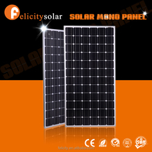 cheap 200w sunpower cell solar photovoltaic module for home solar system