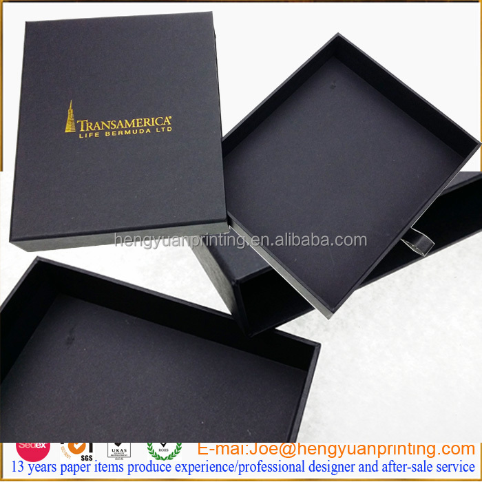 Black jewelry box with custom gold foil st&ing logo and insert EVA tray & Black Jewelry Box With Custom Gold Foil Stamping Logo And Insert ... Aboutintivar.Com