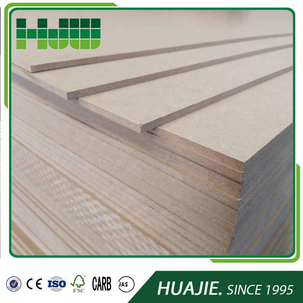 Hot sale factory direct supply 2.7 mm veneer faced mdf board