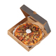 New design paper pizza box packaging design