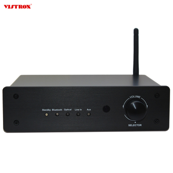 Multi-function Pre Amp Stereo Phono Preamplifier With Bluetooth,3 5 Mm Line  In,Optical,Aux Input For Home Recording Studio - Buy Tube