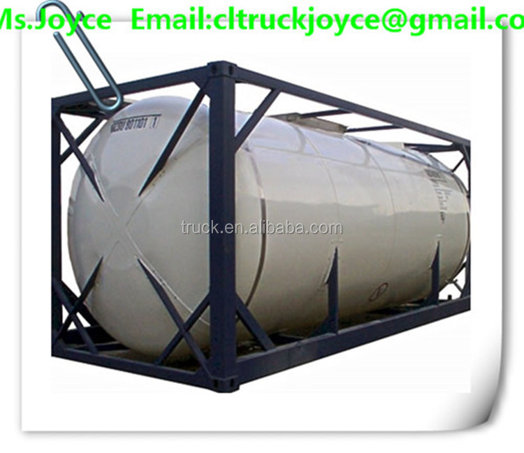 20ft Used Iso Tank Container With Capacity Of 21000l,40ft Tank Container Are Avaiable