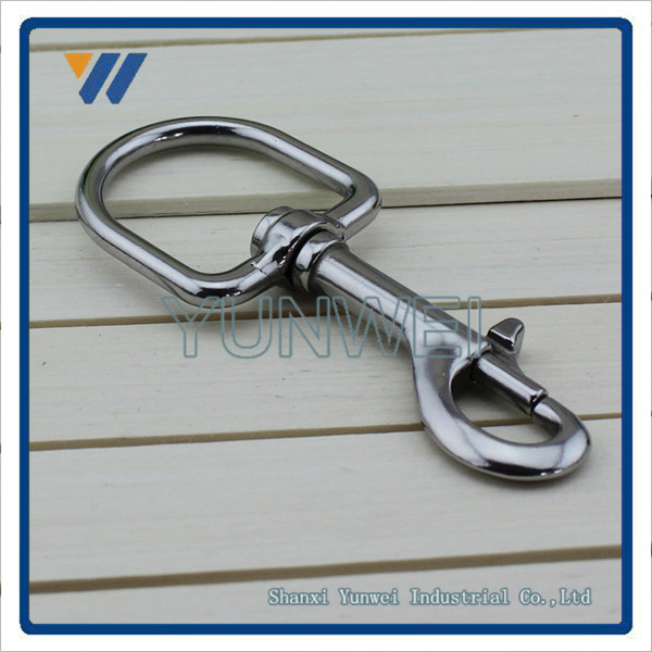 Alibaba Hot Sale Precision Key Ring Swivel Hooks