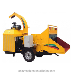 mobile wood chipper to any tree care equipment
