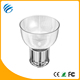 Low price aluminum iP54 60w meanwell cree 60 degree PC cover led high bay warehouse lighting fixture with ce rohs