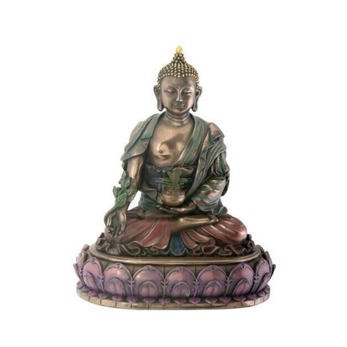 Sold Golden Japanese Meditating Buddha Hindu Asstraffic 1